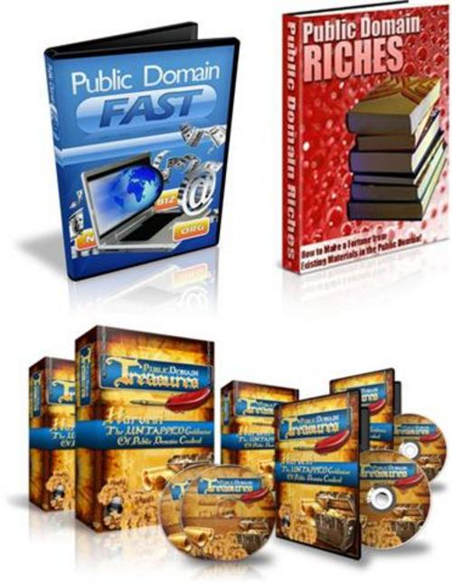 Pay for Ultimate Public Domain Secrets Pack + 2 Mystery BONUSES!