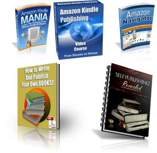 Pay for Ultimate Self-Publishing Secrets Pack + 2 Mystery BONUSES!