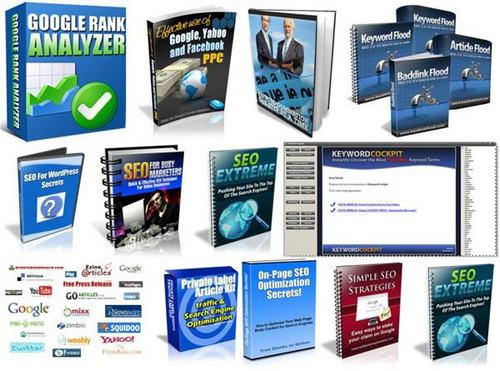 Pay for Ultimate Search Engine Optimization Secrets Pack + 2 BONUSES