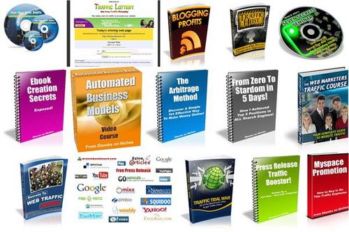 Pay for Ultimate Traffic Generation Secrets Pack1+2 Mystery BONUSES