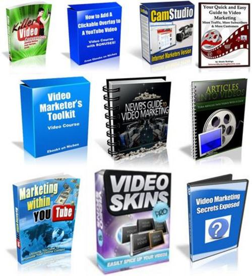 Pay for Ultimate Video Marketing Secrets Pack + 2 Mystery BONUSES!