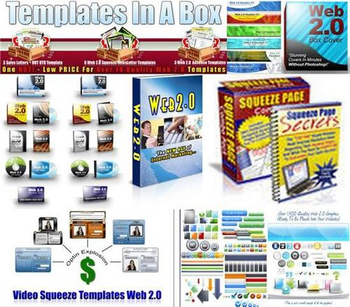 Pay for Ultimate Web 2.0 Marketing Pack + 2 Mystery BONUSES!