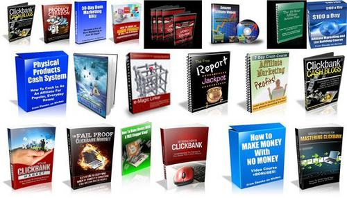 Pay for Ultimate Affiliate Marketing Secrets Pack+2 Mystery BONUSES!