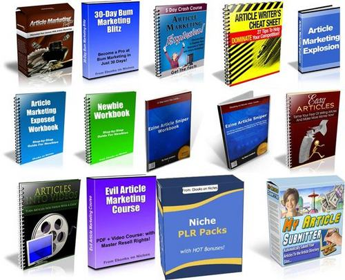 Pay for Ultimate Article Marketing Pack + 2 Mystery BONUSES!