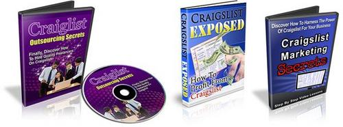 Pay for Ultimate Craigslist Secrets Pack + 2 Mystery BONUSES!
