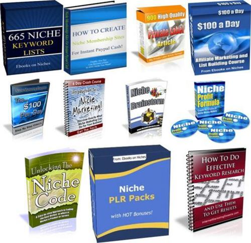 Pay for Ultimate Niche Marketing Secrets Pack + 2 Mystery BONUSES!