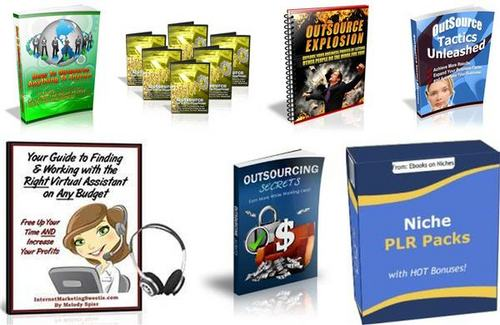 Pay for Ultimate Outsourcing Secrets Pack + 2 Mystery BONUSES!