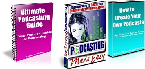 Pay for Ultimate Podcasting Secrets Pack + 2 Mystery BONUSES!