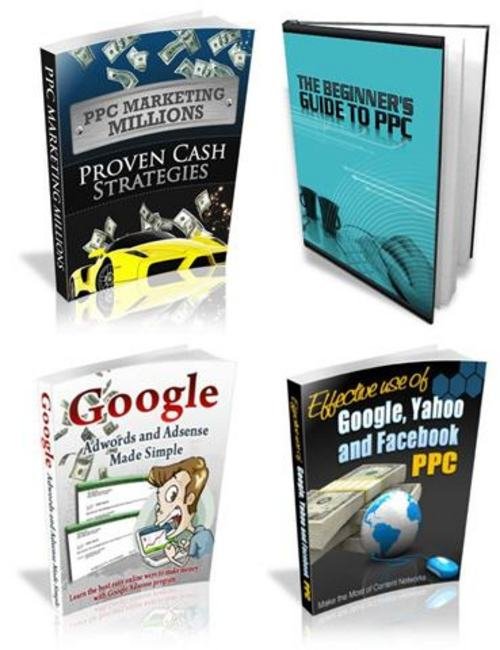 Pay for Ultimate PPC Marketing Secrets Pack + 2 Mystery BONUSES!