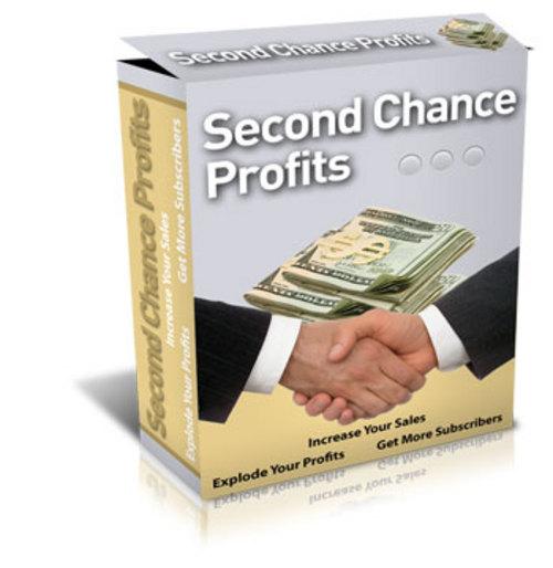 Pay for Second Chance Profits - UNBLOCKABLE Exit Popup Survey Script