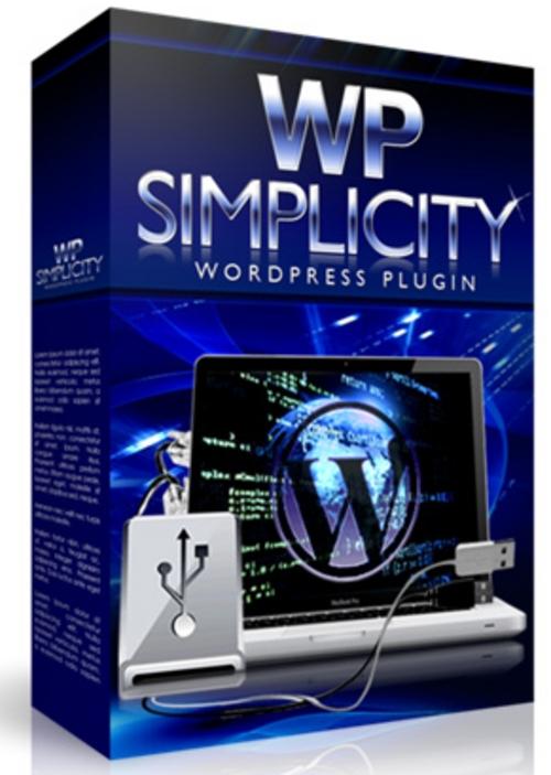 Pay for WP Simplicity - Autoblogging Plugin for Wordpress+BONUSES!