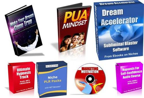 Pay for Ultimate Hypnosis Secrets Pack + 2 Mystery BONUSES!