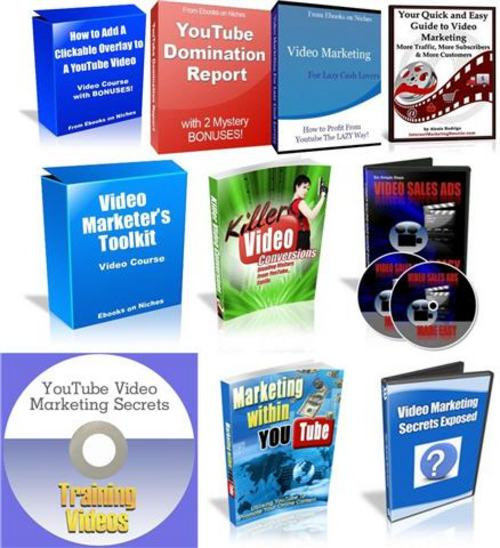 Pay for Ultimate Youtube Marketing Secrets Pack + 2 Mystery BONUSES!