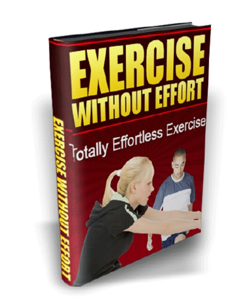 Pay for Exercise Without Effort - with FULL MRR + 2 Mystery BONUSES!