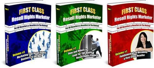 Pay for Resell Rights Marketer´s Pack - with MRR + 2 Mystery BONUSES