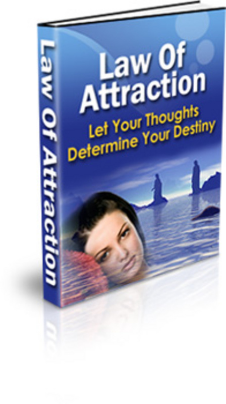 Pay for Law Of Attraction - with FULL PLR + 2 Mystery BONUSES!