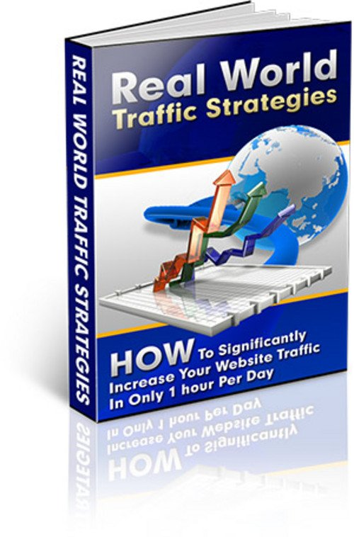 Pay for Real-World Traffic Strategies - Master Resell Rights+BONUSES