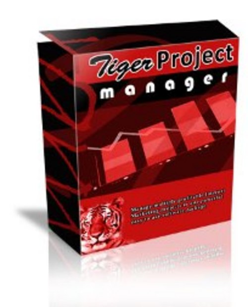 Pay for Tiger Project Manager Software - MRR + 2 Mystery BONUSES!