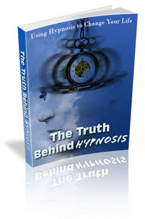 Pay for Truth Behind Hypnosis-Master Resell Rights+2 Mystery BONUSES