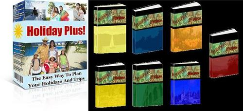 Pay for Holiday Plus - Holiday Planner Package with MRR + 2 BONUSES!