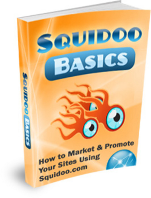 Pay for Squidoo Basics - How To Promote Your Sites Using Squidoo.com