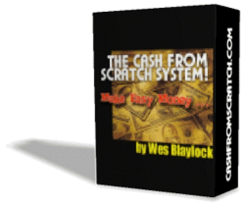 Pay for Cash From Scratch System - with MRR + 2 Mystery BONUSES!