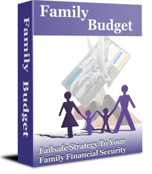 Pay for Family Budget - with Private Label Rights+2 Mystery BONUSES!