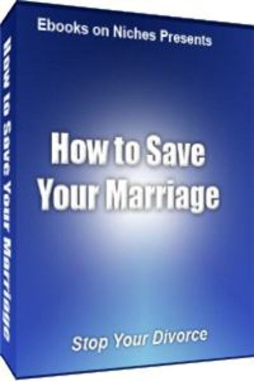 Pay for Save Your Marriage - with FULL PLR + 2 Mystery BONUSES!