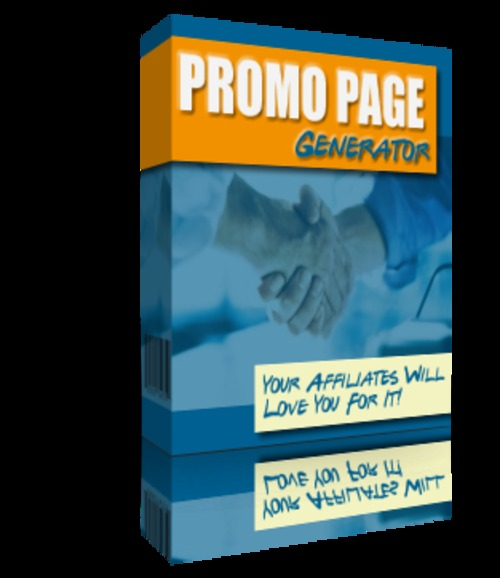 Pay for Promo Page Generator Script - with MRR + 2 Mystery BONUSES!