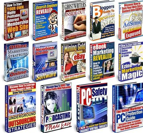 Pay for 14 Internet Marketing Reports - with MRR + 2 Mystery BONUSES