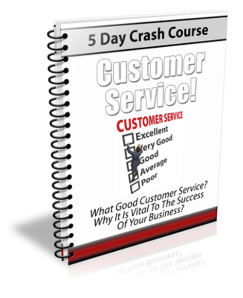 Pay for Customer Service Course - with PLR + 2 Mystery BONUSES!