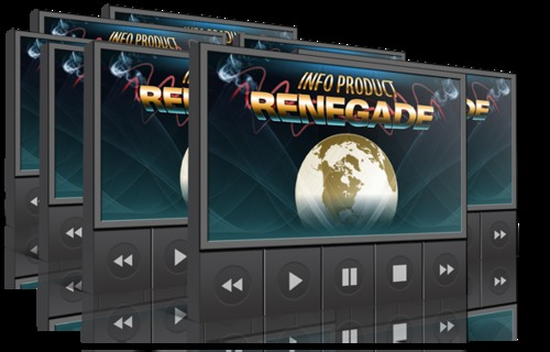 Pay for Info Product Renegade Video Course - with MRR + 2 BONUSES!