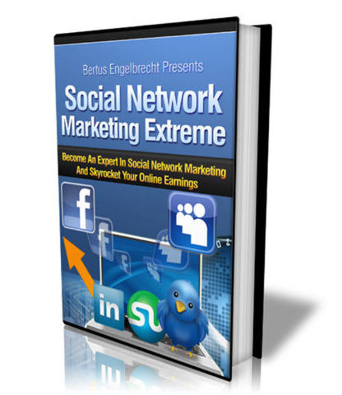 Pay for Social Network Marketing Extreme with Audio - MRR+2 BONUSES!