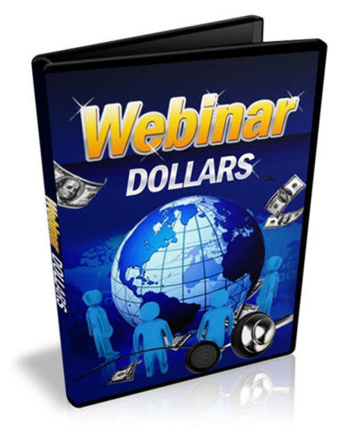 Pay for Webinar Dollars Video Course - with RR+2 Mystery BONUSES!