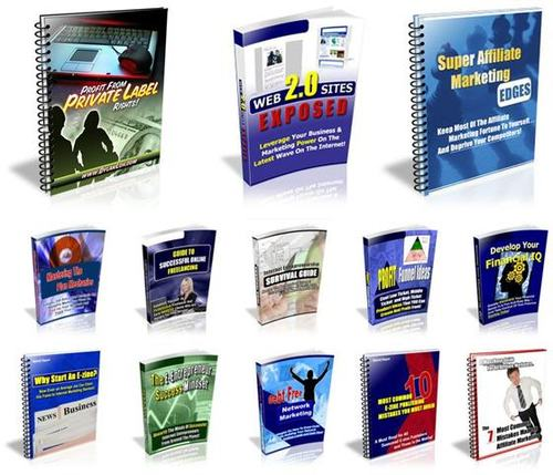 Pay for 13 Niche Products - with No Restriction PLR+MYSTERY BONUSES