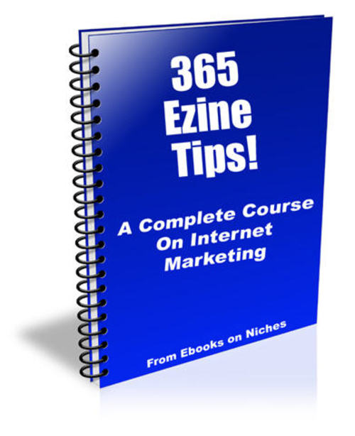 Pay for 365 Ezine Tips - with Private Label Rights+2 Mystery BONUSES
