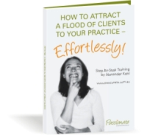 Pay for How to Attract Clients Who Keep Using Your Services - RR!