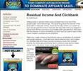 Thumbnail Clickbank: Adsense Optimized Clickbank Ready Websites - MRR