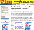 Thumbnail Credit-Repair-Adsense Optimized Clickbank Ready Websites-MRR