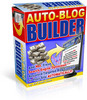 Thumbnail Auto Blog Builder  with PLR