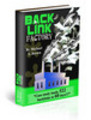 Thumbnail Backlink Factory ebook with RR