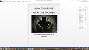 Thumbnail How To Survive An Active shooter