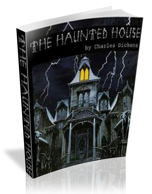 Pay for The Haunted House - illustrated