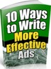 Thumbnail 10 Ways To Better Ads Guide