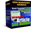 Thumbnail Article Site Builder Software