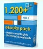 Thumbnail Phils 1200+  ebook pack with Full Resell Rights