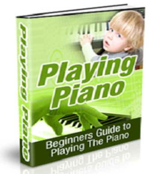Pay for Beginners Guide To Playing Piano