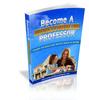 Thumbnail Become A Homeschool Professor