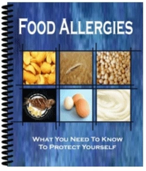 Pay for Food Allergies MRR + 4 Bonuses PLR + 10 PLR Articles