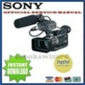 Thumbnail Sony HVR A1 J U N E P C Series Service & Repair Manual